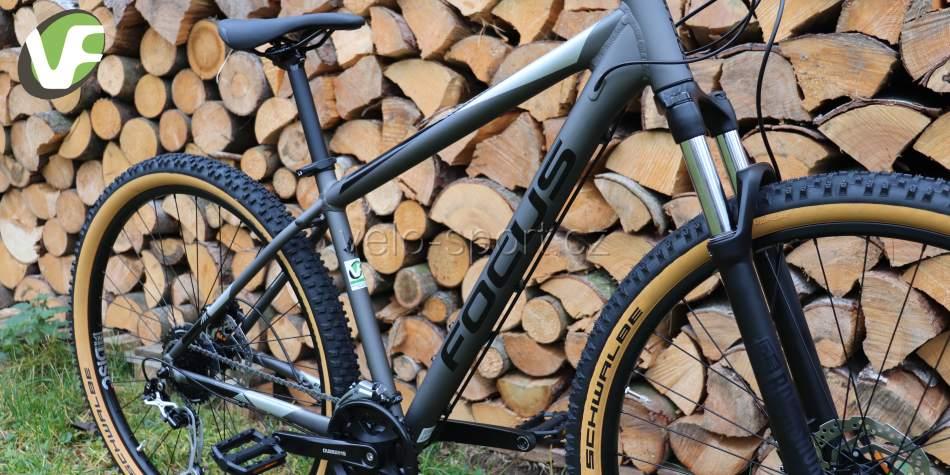 Rám horského kola Focus Whistler 29