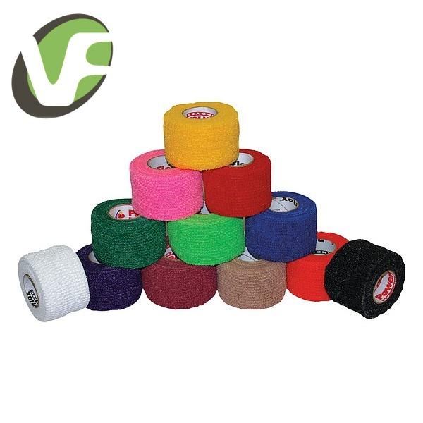Sportovní páska Power flex grip - růžová  853245cdfb