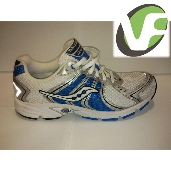 Pánské běžecké boty Saucony Grid Fastwitch 2 speed bílé modré ... b750475f83