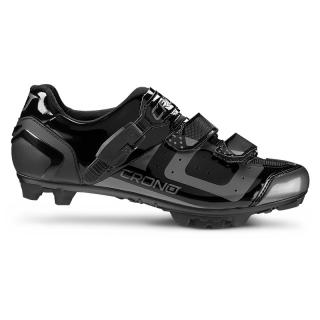 Cyklistické tretry MTB Crono CX3 black (černé) 5970a87712