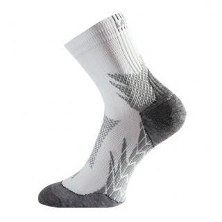 Trekingové ponožky Lasting OLC bílé c5c3d9a1ad