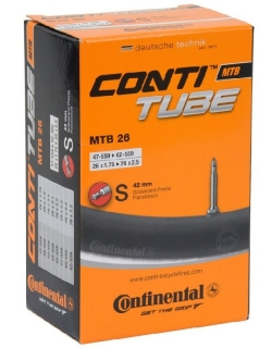 Duše Continental MTB 26 47-62/559 (26x1,75-2,5) FV42mm